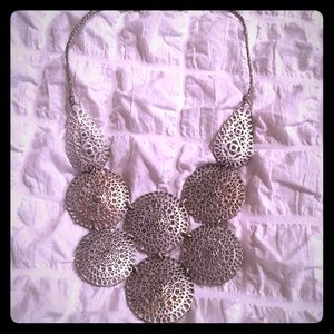 Stella & Dot Medina Bib Necklace